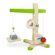 Drevený žeriav - Drevená hračka