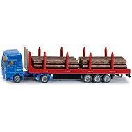 Siku Blister – Transportér pre ťažký náklad - Kovový model