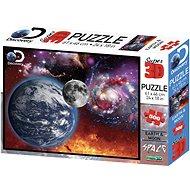 Puzzle Vesmír 3D