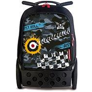 Nikidom Roller Camo - Školský batoh