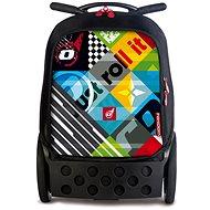 Nikidom Roller XL Reef - Školský batoh
