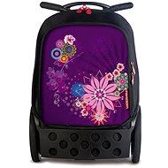 Nikidom Roller XL Bloom - Školský batoh
