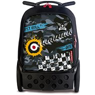 Nikidom Roller XL Camo - Školský batoh
