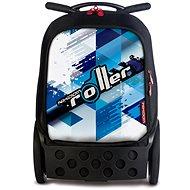 Nikidom Roller XL Cool Blue - Školský batoh