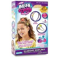 Aqua Kryštály – Vlasové doplnky