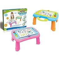 Tabuľka písacia – stolíček - Kreatívna hračka