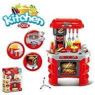 Kuchyň s příslušentsvím, na baterie - Kuchynka