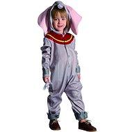 Šaty na karneval – slon - Detský kostým