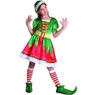 Šaty na karneval – škriatok - Detský kostým