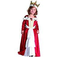 Šaty na karneval – kráľovná - Detský kostým