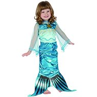 Šaty na karneval – morská panna - Detský kostým
