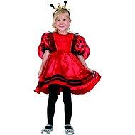 Šaty na karneval – lienka - Detský kostým