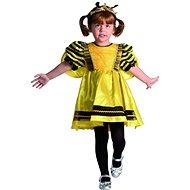 Šaty na karneval – včielka - Detský kostým