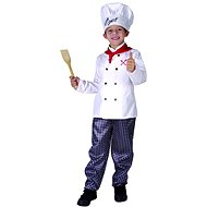 Šaty na karneval – kuchár - Detský kostým