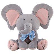 Sloník - hra na schovávanou - Interaktívna hračka
