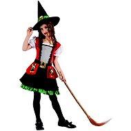 Šaty na karneval – čarodejnica - Detský kostým