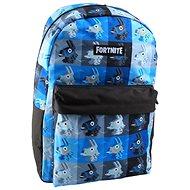 Fortnite Backpack modrý - Školský batoh
