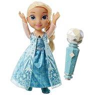 Ľadové kráľovstvo - Spievajúca Elsa karaoke - Bábika