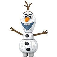 Ravensburger 3D 111572 Disney Ľadové kráľovstvo 2 Olaf - 3D puzzle