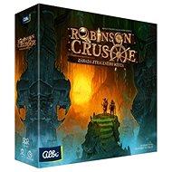 Robinson Crusoe: Záhada ztraceného města - Spoločenská hra