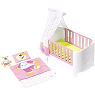 BABY born Čarovná postieľka - Doplnok pre bábiky
