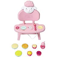 BABY Annabell Jedálenská stolička so zvukmi - Doplnok pre bábiky