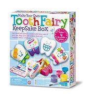 Krabička na zúbky - Kreatívna hračka