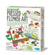 Výroba dekorácie z kvetov - Kreatívna hračka