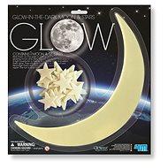 Svietiaci mesiac a hviezdy - Kreatívna hračka