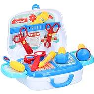 Doktor hrací set - Detský kufor