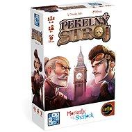 Pekelný stroj: Moriarty vs. Sherlock - Spoločenská hra