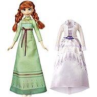Frozen 2 Anna s extra šatami - Figúrka