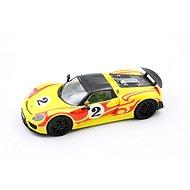 Carrera D132 30877 Porsche 918 Spyder - Autíčko na autodráhu