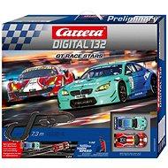 Carrera D132 30005 GT Race Stars - Autodráha