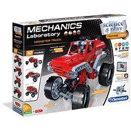 Clementoni Mechanické laboratórium Monster Truck – 10 modelov - Kreatívna súprava