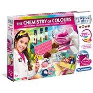 Clementoni Laboratórium farieb
