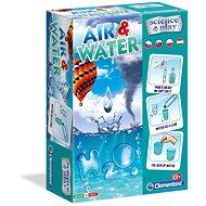 Kreatívna súprava Clementoni – Pokusy voda a vzduch