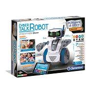 Clementoni Cyber talkie robot - Kreatívna súprava