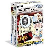 Clementoni Detektívna sada - Kreatívna súprava