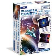 Clementoni Planéty a kométy