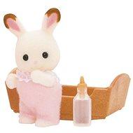 Sylvanian Families Baby chocolate králik - Figúrky