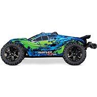 Traxxas Rustler 1:10 VXL 4WD TQi RTR zelený - RC auto na diaľkové ovládanie