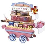 Sylvanian Families Pojazdný obchod s cukríkmi - Herná sada