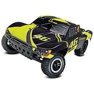 Traxxas Slash 1:10 RTR Valentino Rossi - RC auto na ovládanie
