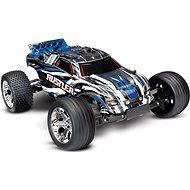 RC auto na diaľkové ovládanie Traxxas Rustler 1:10 RTR modrý - RC auto na dálkové ovládání