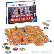 Ravensburgser 204991 Labyrinth Junior Disney Ledové království 2 - Spoločenská hra