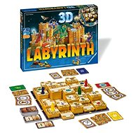 Ravensburgser 262793 Labyrinth 3D - Spoločenská hra