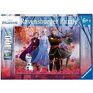 Ravensburgser 128679 Disney Ľadové kráľovstvo 2 100 dielikov - Puzzle