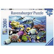 Ravensburgser 126088 Vodné korytnačky 200 dielikov
