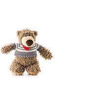 Lumpin Medveď Denis vo svetri - Plyšová hračka